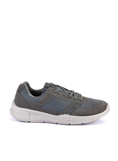 Slazenger Slazenger TECHNIC Koşu & Yürüyüş Erkek Ayakkabı K. Gri